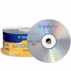DVD VIRGEN VERBATIM +RW REGRABABLE 4X