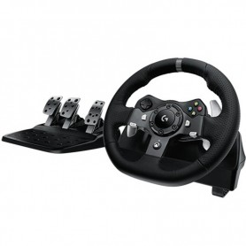 VOLANTE LOGITECH G920 RACING XBOX ONE Y PC DRIVING FORCE
