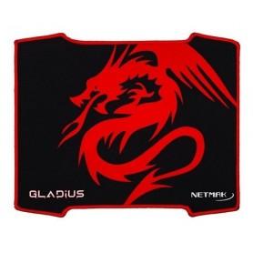 Mouse Pad Gamer Netmak Nm-Gladius 30X25Cm