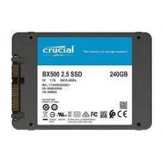 DISCO SOLIDO 120GB CRUCIAL BX500 SATA 3 2.5MM