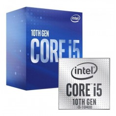 Micro Intel Core i5 10400F Procesador Gamer De 6 Núcleos 4.3GHz Sin Video s1200
