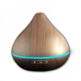 Aromatizador Humidificador Daza Ultrasonico Silencioso Luz Luces Led Rgb Color Dzfy300mcl