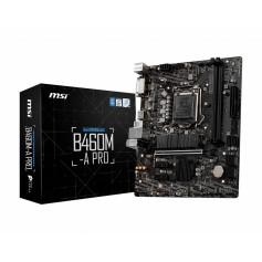 Mother Intel B460m-a Pro s1200 Ddr4 Solo Decima Generacion