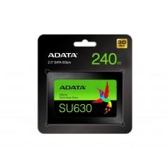 Disco Solido Ssd Adata 240Gb Blister ASU630SS-240GQ-R