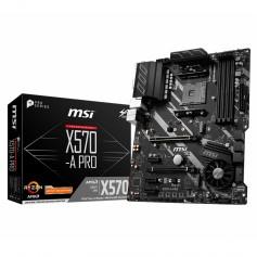 Mother Amd Msi X570-a Pro Ryzen 2da 3ra Ddr4 Usb 3.0