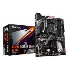 Mother Gigabyte A520 Aorus Elite Gamer Ryzen Amd Am4 Pc 5 Pci Express Mineria