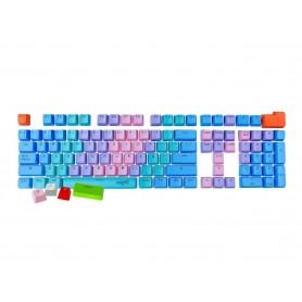 Set De 108 Teclas Keycaps Para Teclado Mecánico Nisuta Kbgz108
