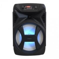 Parlante Portatil Bafle Daewoo Flame Lite Bluetooth Usb 1200W 8 Pulgadas