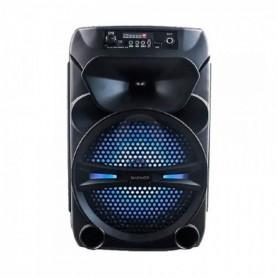 Parlante Portatil Bafle Daewoo Vert Lite Bluetooth Usb 1200W 8 Pulgadas