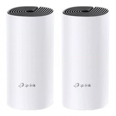 Deco M4 Pack De 2 Home Mesh Tp Link Ac1200 Giga Wifi System
