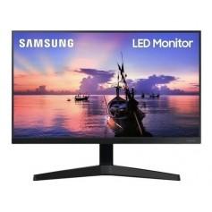 """Monitor Gamer Samsung Led 24 """" Full Hd 75Hz Bordes Ultra Finos Dark Blue Gray F24 T350"""