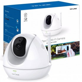 CAMARA IP TP LINK NC450 300Mbps WIFI Night HD PAN TILT MOVIMIENTO REMOTO GRABA EN SD