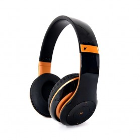 Auricular Noga Bluetooth Vincha Ng-a428 Vincha Negro