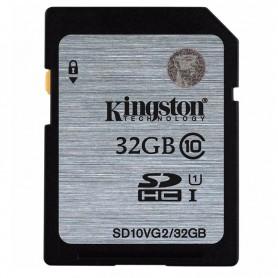 MEMORIA SD 32GB HC KINGSTON CLASE 10 45MB/S HD