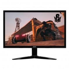 Monitor Led 24'' Acer Gaming Full Hd 1080P 165Hz Kg241q Sbmiipx