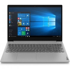 Notebook Lenovo Ideapad 3 Intel I7-1065 8Gb 256Gb Ssd 15.6'' Touch Tactil