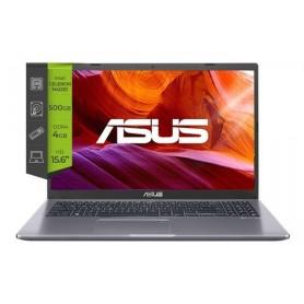 Notebook Asus Celeron N4020 X509 4Gb Ddr4 500Gb Teclado Español Promo Efectivo