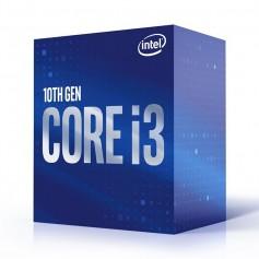 Micro Intel i3-10100F Comet Lake 4.3Ghz Sin Video 10ma