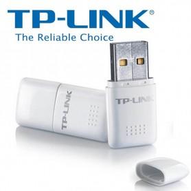 Placa Red Tp-Link Tf-Wn723N 150Mbps Usb Mini Blanco