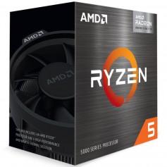 Micro Procesador Amd Ryzen 5 5600G 4.4ghz Am4 16Mb Con Video Integrado Radeon