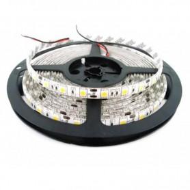 TIRA LED 5050 VERDE 5MT 60 LED X MT 12V/24V interior