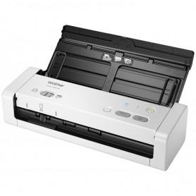 Scanner De Escritorio Brother Ads-1250w Inalámbrico Duplex 25Ppm Escaner