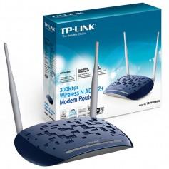 MODEM ROUTER TP-LINK TD-W8960N ADSL2 300MBPS DOBLE ANTENA