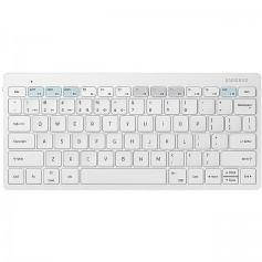 Teclado Samsung Bluetooth B3400 Blanco