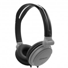 AURICULAR PANACOM HP-9558 GRIS C/CABLE
