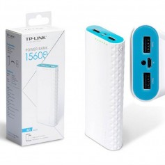 CARGADOR PORTATIL POWER BANK TP LINK 15600MHA TL-PB15600