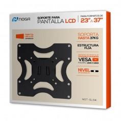 SOPORTE LCD NOGA NGT-SL04 23'' A 37'' HASTA 37KG