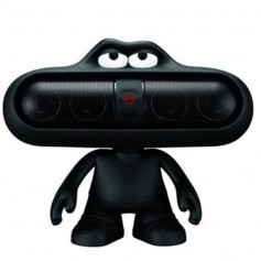 PARLANTE MULTIMEDIA BEATS PILL BLUETOOTH CON SOPORTE MU¥ECO NEGRO