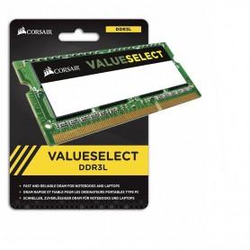 MEMORIA DDR3 SODIMM 8GB 1600 MHz CORSAIR VALUE SELECT NOTEBOOK