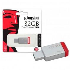 PEN DRIVE KINGSTON 32GB DATATRAVELER 50 USB 3.0