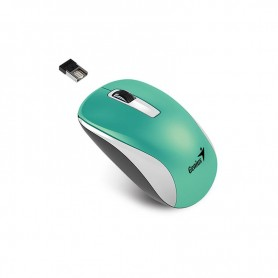 MOUSE GENIUS WIRELESS INALAMBRICOS NX-7010 TURQUESA BLUEYE