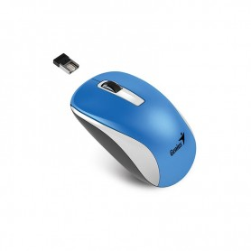 MOUSE GENIUS WIRELESS INALAMBRICOS NX-7010 AZUL BLUEYE