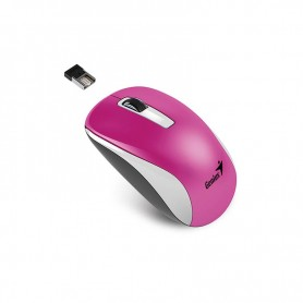 MOUSE GENIUS WIRELESS INALAMBRICOS NX-7010 ROSA BLUEYE