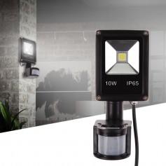REFLECTOR LED 10W CON SENSOR MOVIMIENTO
