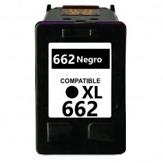 Cartucho Hp Alternativo 662 Xl Negro