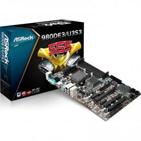 MOTHER ASROCK 980DE3/U353 SOCKET AM3+ DDR3 USB 3.0
