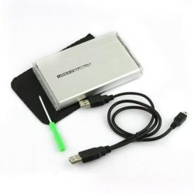"CARRY DISK 2,5"" SATA/USB SEISA USB 2,0"