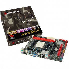 MOTHER BIOSTAR A55MLV AMD SOCKET FM1 DDR3 VGA