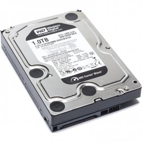 DISCO RIGIDO 1TB WD BLACK WESTERN DIGITAL HDD 7200RPM SATA III 3.5