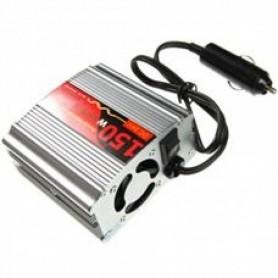 INVERSOR CONVERSOR POWER INVERTER 150W 12V A 220V NOTEBOOK DY-8102