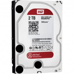 DISCO RIGIDO 2TB WD RED WESTERN DIGITAL HDD 7200RPM SATA III 3.5
