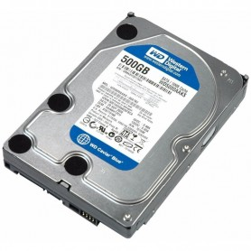 DISCO RIGIDO 500GB WD BLUE WESTERN DIGITAL HDD 7200RPM SATA III 3.5