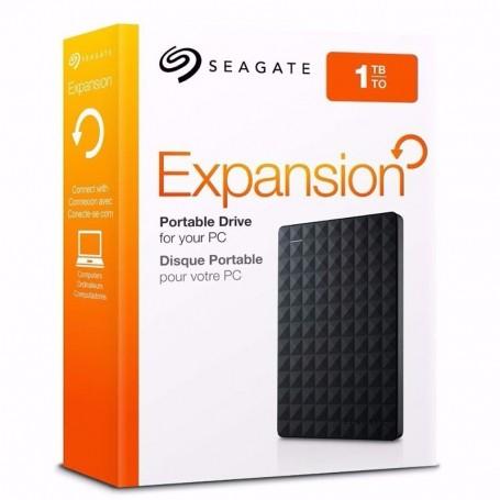 DISCO RIGIDO EXTERNO HD 1TB SEAGATE USB 3.0
