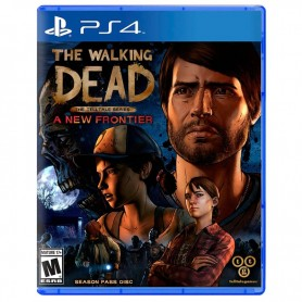 JUEGO PS4 THE WALKING DEAD A NEW FRONTIER