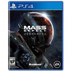 JUEGO PS4 MASS EFFECT ANDROMEDA