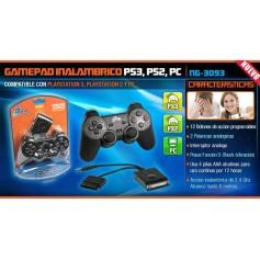 JOYSTICK NOGA PS3 PS2 PC NG-3093X INALAMBRICO